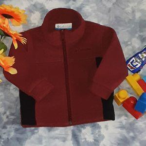 Columbia Fleece Sweater/Jacket